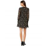 Nanette Lepore Rose Chiffon Dress