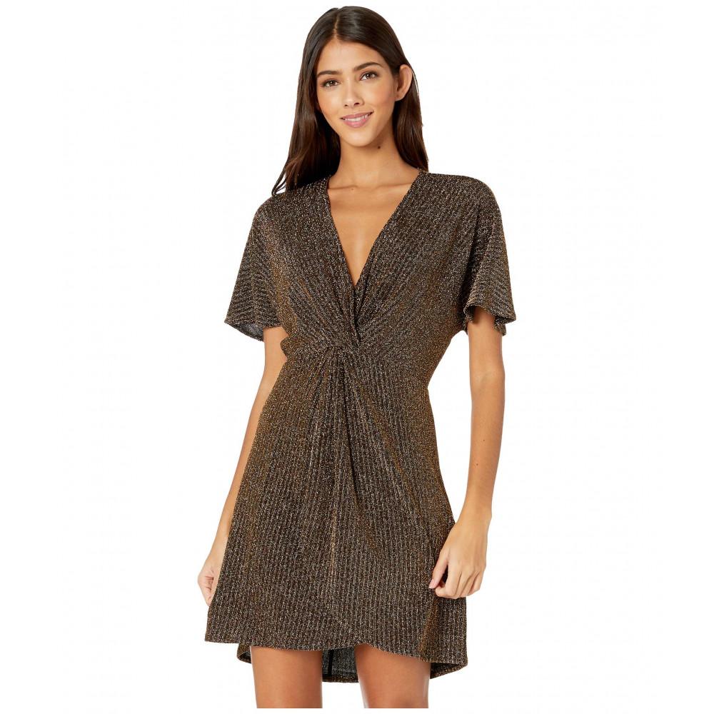 Show Me Your Mumu Get Twisted Mini Dress