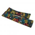 TANQUฤดูร้อนใหม่คลาสสิกมินิดอกไม้ผ้าTrimผ้าฝ้ายบางตกแต่งสำหรับObagกระเป๋าถือOกระเป๋าสำหรับฤด